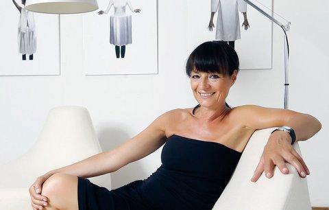 Návrhářka Liběna Rochová: Talent rozhoduje jen z 20 procent, zbytek je dřina