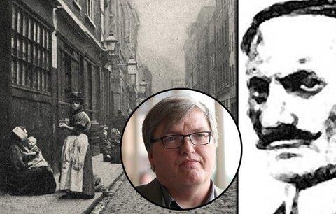 Vědec v Praze odhalil identitu Jacka Rozparovače: Polského přistěhovalce usvědčilo sperma na šálu!