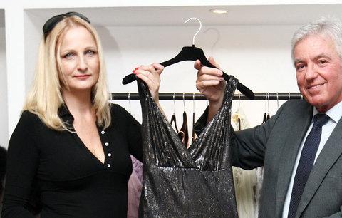 Ideální manžel Jan Měšťák: Sám chodí manželce nakupovat šaty!