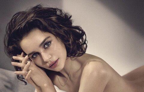 Nejvíce sexy ženou planety je herečka Emilia Clarke! Souhlasíte?