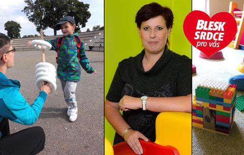 Šéfka centra, které se stará o malé autisty: Děti musí  čekat, chybí peníze!