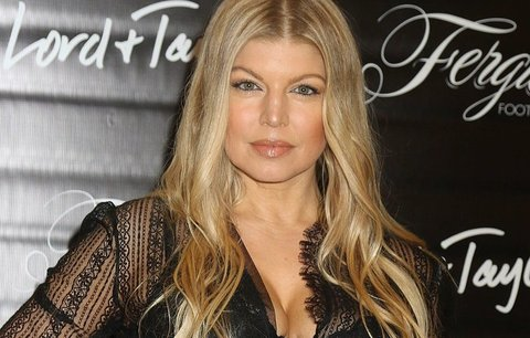 Zpěvačka Fergie představila nový parfém a touží po druhém dítěti