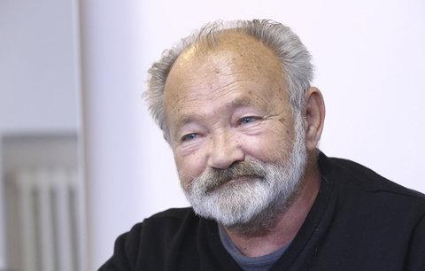 Rudolf Hrušínský z Ulice: Chtěli po mně, abych se zřekl otcova jména!