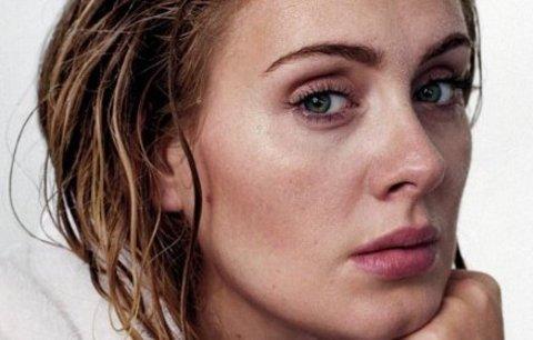 Nevděčná Adele na titulce Rolling Stone bez make-upu!