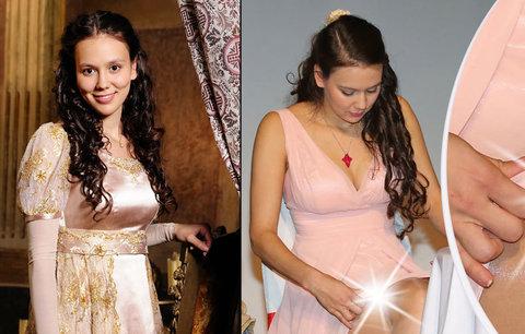 Princové by valili oči! Rozkošná princezna Janstová ukázala svůj poklad