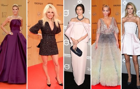 Nej outfity uplynulého týdne: princezna Rita Ora a laciná Pamela