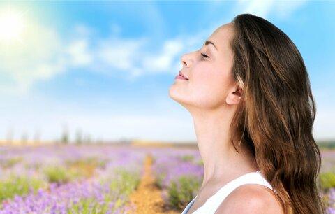 I vůně mohou léčit: Nadechněte  se přírody