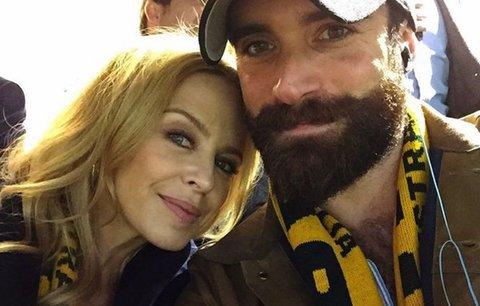 Fotogalerie: Jak vypadá o 20 let mladší snoubenec Kylie Minogue?
