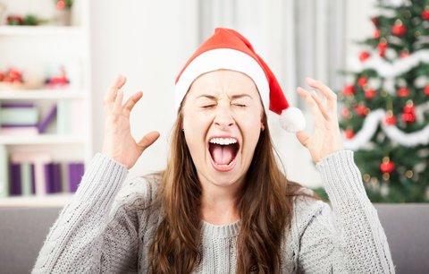 10 rad, jak přežít vánoční šílenství!