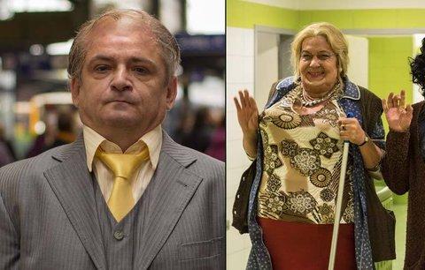 """Suchánek, Genzer, Sokol & spol. aneb """"Partička"""" z Nádraží: Mění pohlaví, plešatí a tloustnou!"""