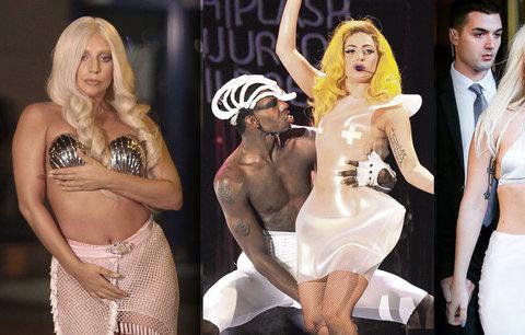 Lady Gaga odhalila bolestné tajemství. V 19 letech byla znásilněna