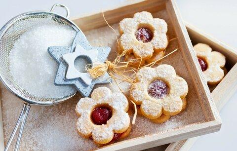Vánoční cukroví: 10 babských rad, aby bylo ještě lepší!