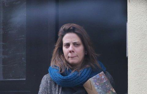 Skoro jsme ji nepoznali: Aneta Langerová zamračená a bez make-upu!
