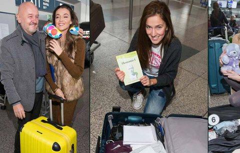 Finalistky České Miss 2016 odletěly »trénovat« do Thajska: Export české krásy