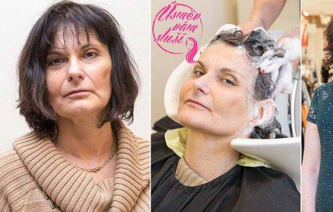 Proměna utrápené Michaely: Když bojovala s rakovinou, zradil ji jediný syn!