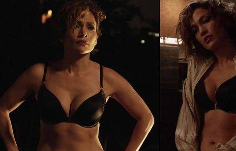 Jennifer Lopez ukázala sexy postavu: V novém seriálu se svlékla do půlky těla!