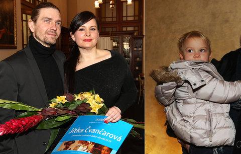Jitka Čvančarová čeká druhé dítě! Dcera Elenka bude mít brzy sourozence
