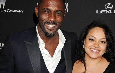 Idris Elba podlehl Naomi Campbell a opustil svého malého syna! Není jediný!