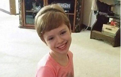 Čtrnáctiletá oběť střelby se probrala těsně předtím, než transplantovali její orgány
