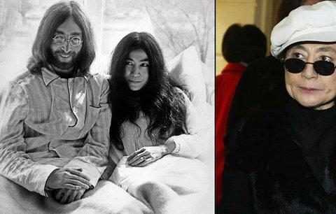 Vdova po Lennonovi Yoko Ono skončila v nemocnici! Co se jí stalo?
