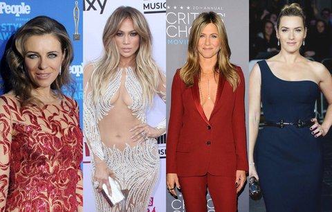 40 krásek po čtyřicítce: Co dělají jinak, že vypadají tak skvěle?