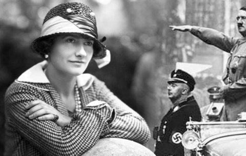 Tajné francouzské archivy o Coco Chanel: Byla milenkou nacistů