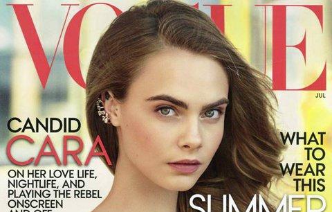 Proč Cara Delevingne sekla s modelingem? Bude z ní herečka?