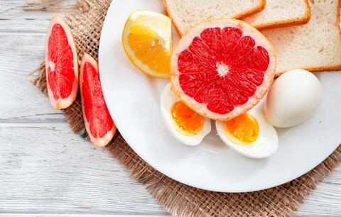 Co s vykoledovanými vajíčky? Pomůžou vám držet dietu!