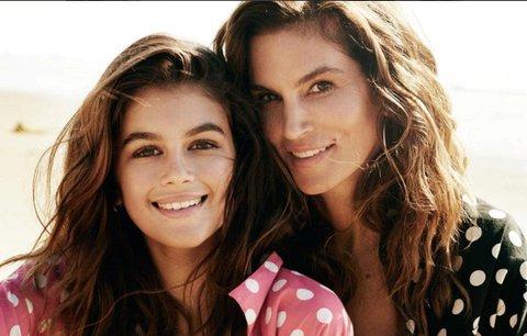 Dcera Cindy Crawford je v modelingu úspěšnější než její matka