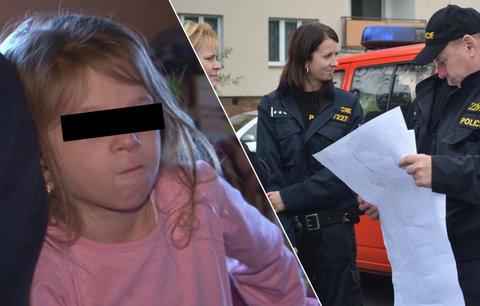 Kluk (13) z Děčína se pokusil zavraždit svou 5letou neteř! Svlékl ji, zbil, kopal a přivázal ji ke stromu
