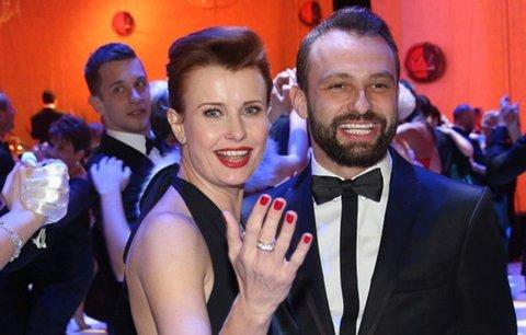 Taneční partner Jitky Schneiderové: Všichni se naučí tančit, možná až na pana Pavláska