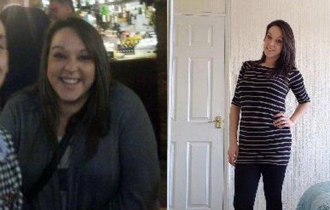Dívka zhubla 50 kilogramů poté, co ji muž nazval nejošklivější v baru!