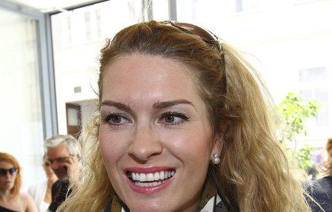 Olga Menzelová přiznala problémy s kůží a vybroušení obličeje!