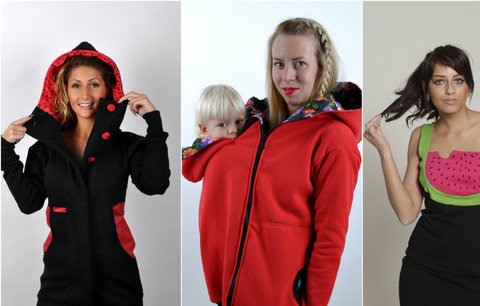 Česká móda: Velké kapuce a zajímavé střihy, to je Scura