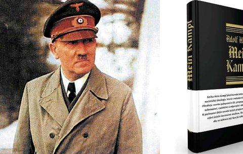 Hitler je povolen. Vydavatele jeho projevů soud zprostil viny