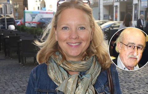 Exmanželka Juraje Herze tajila milence, který nyní zemřel: Byl to známý člověk