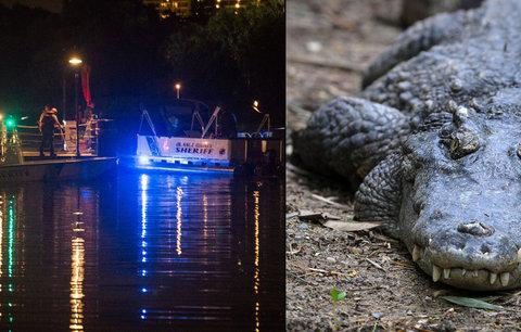 Další tragédie v Orlandu: Aligátor odtáhl do bažin dvouletého chlapce