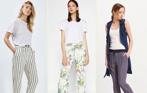 Pohodlné letní kalhoty: Hit, který musíte mít!