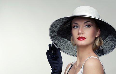 100 let módy: Jaké klobouky nosili naše babičky a dědečkové?