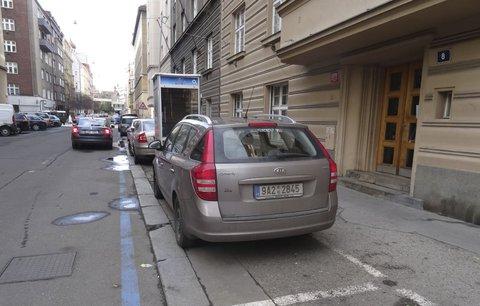 Zóny placeného stání v Praze 5 mají termín spuštění: Startují už 24. srpna