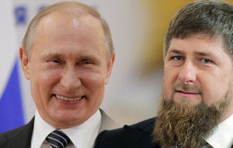 Putinův čečenský přítel vybere asistenta v reality show. Zhlédl se v Trumpovi?