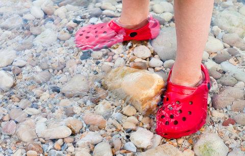 Gumové boty pro děti? Zapomeňte! Když už, tak jen ty kvalitní!