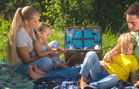 Vyzkoušeli jsme, jak by měl vypadat pohodový piknik