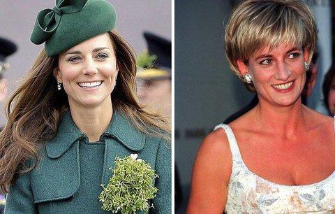 Jaká by byla Diana tchyně? Milovala by Kate, nebo by na ni žárlila?