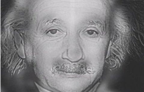 Test zraku: Vidíte Marilyn, nebo Einsteina? Poznejte, zda potřebujete brýle!