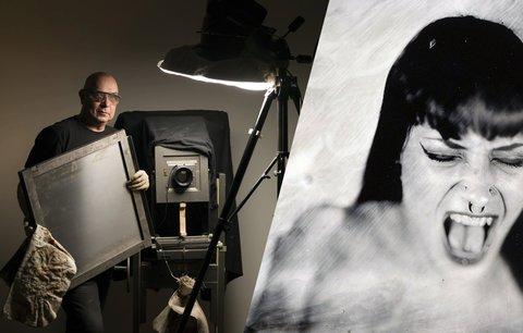 Výstava fotografa Jedináka ukazuje ženy při orgasmu. Na vyvrcholení mají pět minut