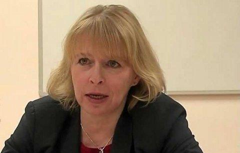 Hana Marvanová se vrací do politiky, povede pražskou kandidátku STAN
