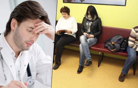 """Češi """"bručí"""" na své zdraví. Fit se cítí jen dvě třetiny, jinde v Evropě jsou spokojenější"""
