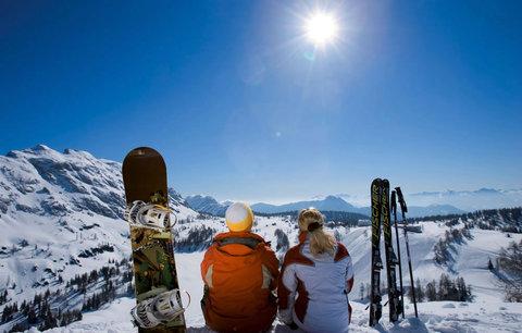 Alpy se připravují na sezonu. Připravte se na ni také