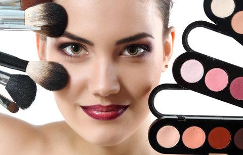 Podzimní líčení: Našly jsme ty nejhezčí paletky očních stínů